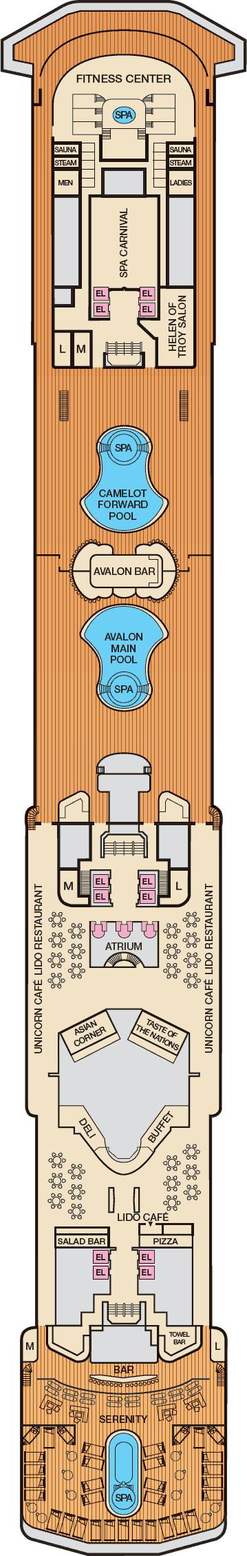 Lido Deck