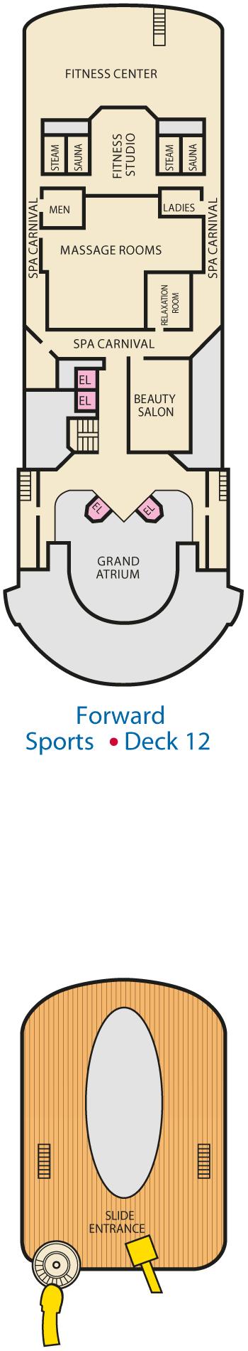Carnival Inspiration - Sports Deck