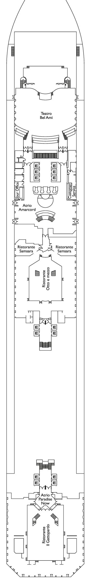 Costa Fascinosa - Gradisca