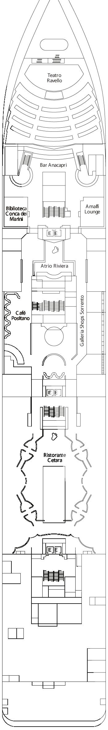 Costa neoRiviera - Costiera Amalfitana