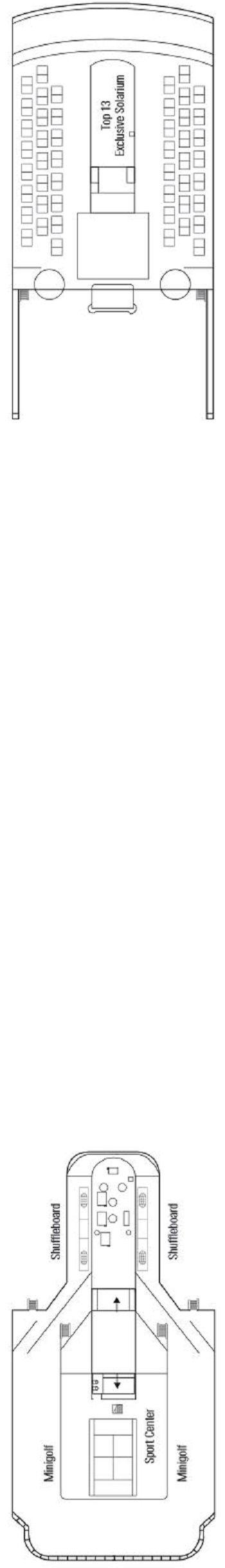 MSC Armonia - Deck Games, Sun Deck