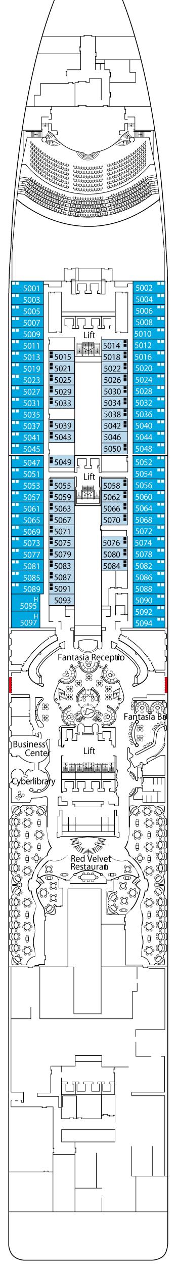 MSC Fantasia - Fantasia