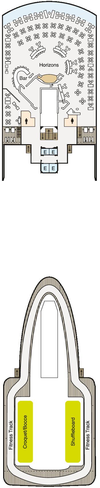 MS Marina - Deck 15