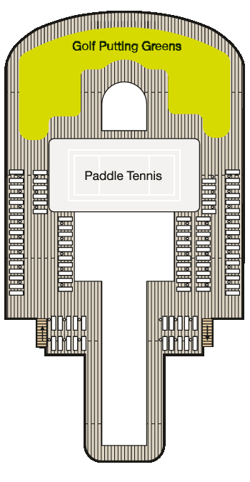 MS Marina - Deck 16