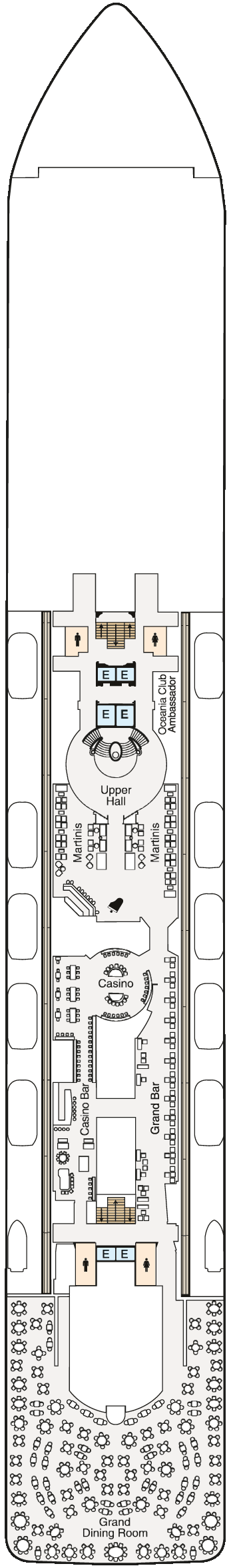 MS Marina - Deck 6