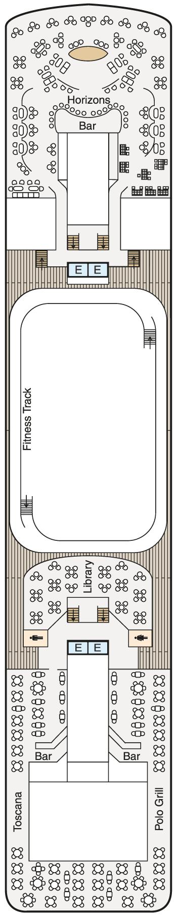 MS Regatta - Deck 10
