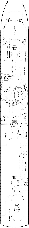 Arcadia - F Deck