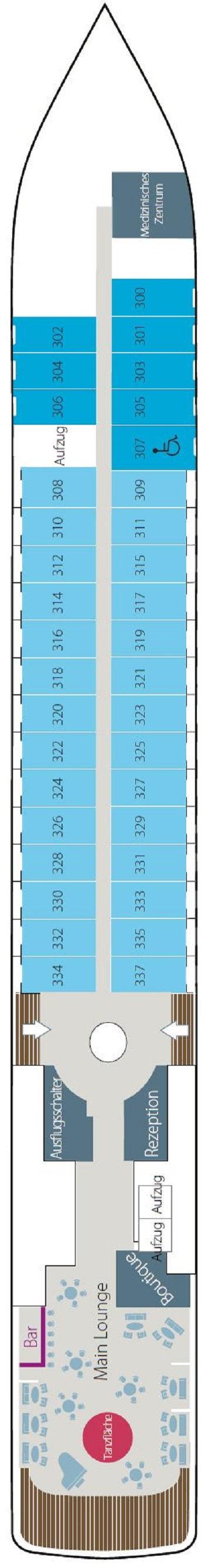 Le Lyrial - Deck 3