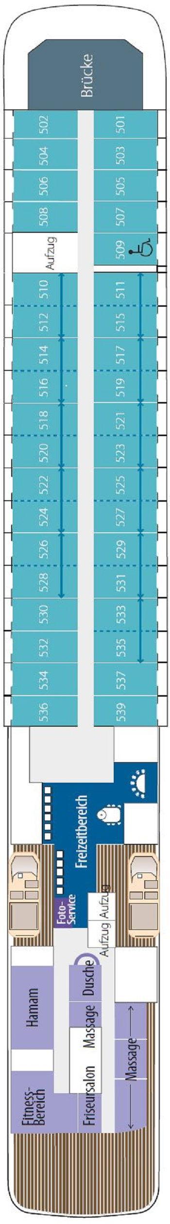 Le Lyrial - Deck 5