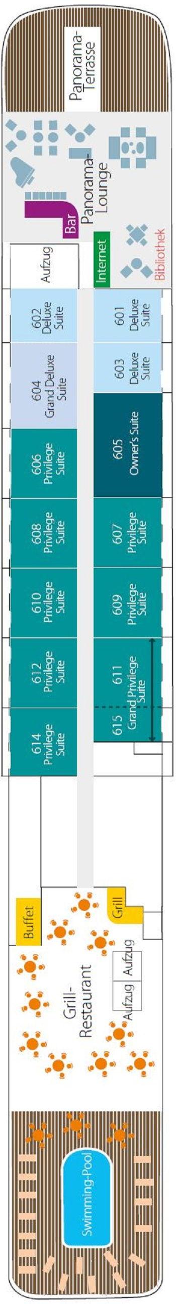 Le Lyrial - Deck 6