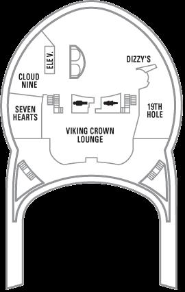 Explorer of the Seas - Deck 14