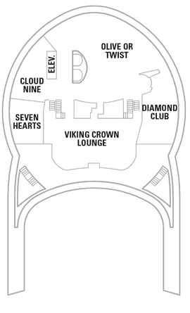 Liberty of the Seas - Deck 14