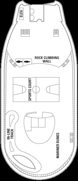 Mariner of the Seas - Deck 13