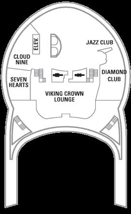 Mariner of the Seas - Deck 14