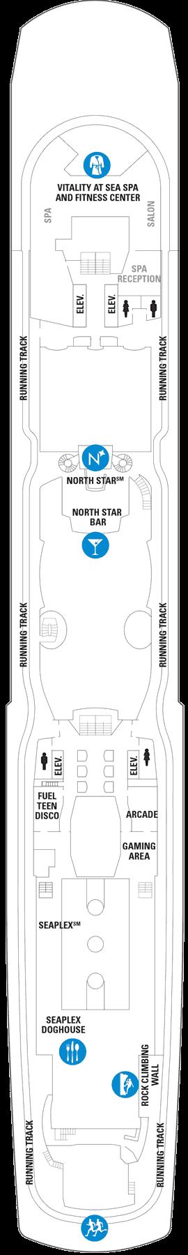 Quantum of the Seas - Deck 15