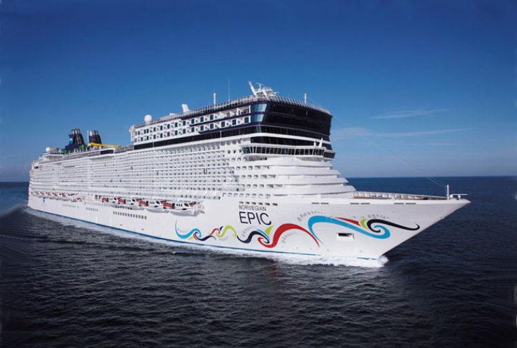 Norwegian Epic Kreuzfahrten (Norwegian Cruise Line) online buchen